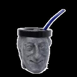 NESTOR mate.png Download free STL file Mate Nestor Kirchner • 3D printing template, fantasyimpresiones