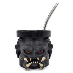 DEPPREDADOR AMTE.png Download free STL file Predatory Mate • 3D printing object, fantasyimpresiones