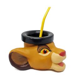 simba mate.png Download free STL file Mate Simba (The Lion King) • 3D printer object, fantasyimpresiones