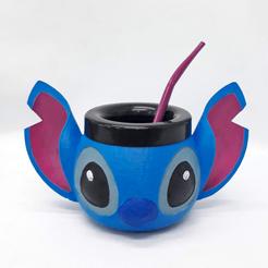 Stitch (2).png Télécharger fichier STL gratuit Mate Stitch (Lilo & Stitch) • Objet pour impression 3D, fantasyimpresiones