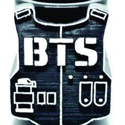 BTS.jpg Download free STL file Matt BTS • 3D printer template, fantasyimpresiones