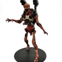 revenant (doom) 4 (1).jpg Télécharger fichier STL gratuit Doom Revenant Monster - Stl - Pour impression 3d • Objet pour imprimante 3D, fantasyimpresiones
