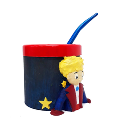 el principito 2.png Download free STL file Mate The Little Prince • 3D printing design, fantasyimpresiones
