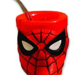 Spiderman.jpg Télécharger fichier STL gratuit Mate Spiderman • Plan imprimable en 3D, fantasyimpresiones