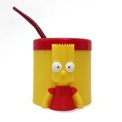 Bart Simpsons (1).jpg Download free STL file Mate Bart Simpson (The Simpsons) • 3D printing design, fantasyimpresiones