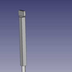 Poteau km SNCF.PNG Download STL file SNCF tracksides • Object to 3D print, XTofvl