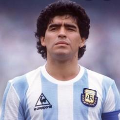 Descargar modelo 3D Maradona Argentina , imbackleesinlol