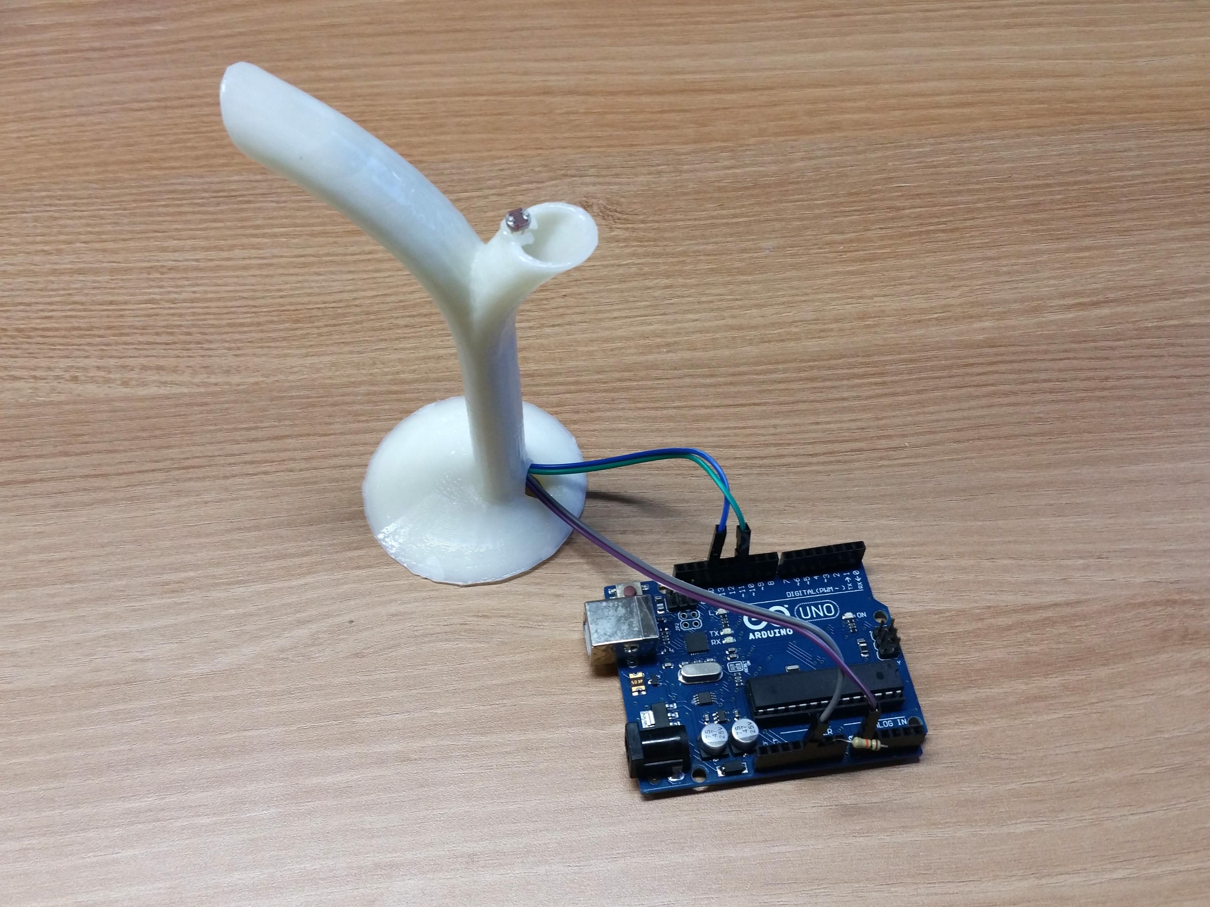 20141014_142625.jpg Download free STL file Mini street lamp • 3D print template, Glutnard
