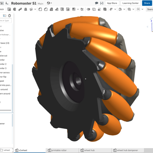 Screen_Shot_2019-07-17_at_3.05.39_PM.png Télécharger fichier STL gratuit RoboMaster S1 - Bricolage • Design à imprimer en 3D, Glutnard