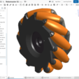 Download free 3D printing designs RoboMaster S1 - DIY, Glutnard