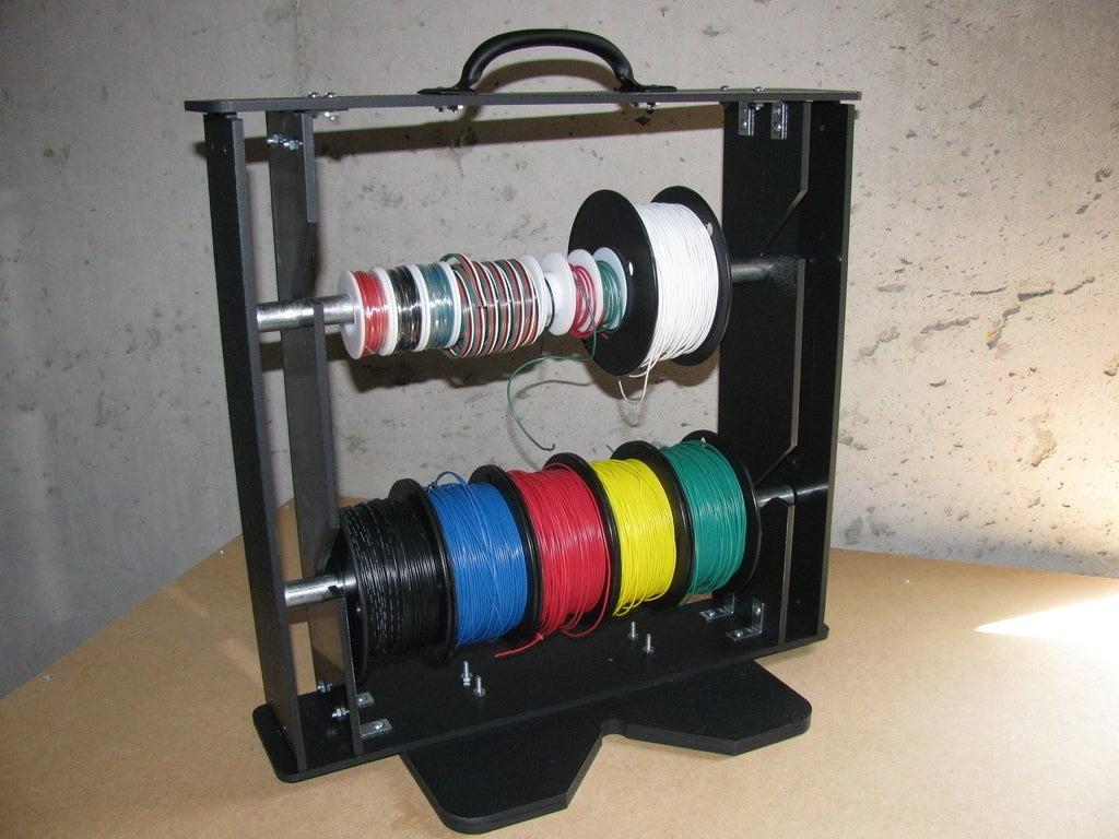IMG_0115_display_large.jpg Télécharger fichier STL gratuit Rack de fils coupés au laser • Plan à imprimer en 3D, Gaygwenn