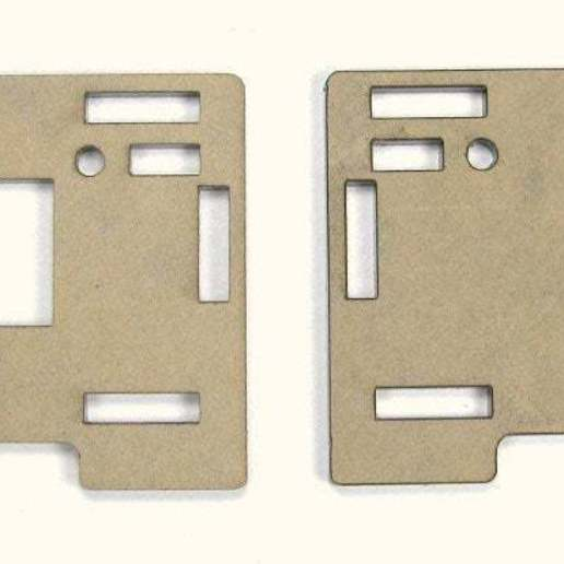 IMG_3210_ready.jpg Download free STL file Raspberry Pi Enclosure • 3D printing design, Gaygwenn