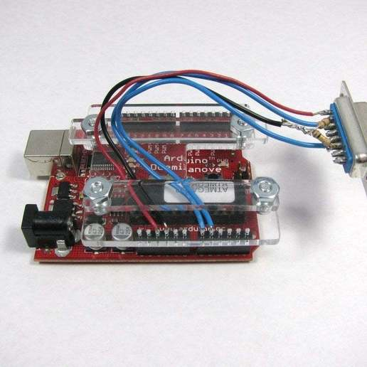 IMG_0246_display_large.jpg Download free STL file Wire Harness Shield • 3D printer object, Gaygwenn