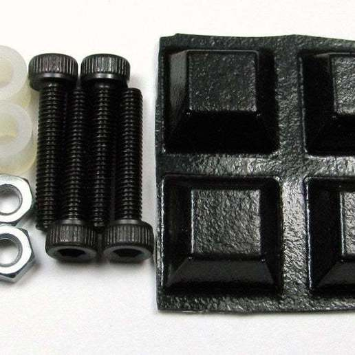 sled-parts_display_large.jpg Download free STL file BeagleBone Sled • 3D printable design, Gaygwenn