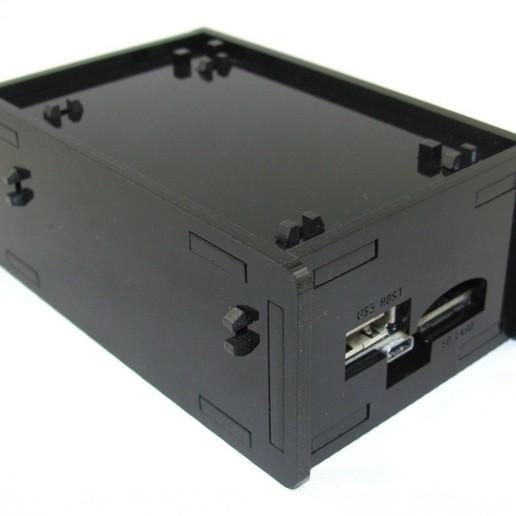 IMG_4769.JPG Download free STL file Updated BeagleBone Black Case • 3D printable design, Gaygwenn