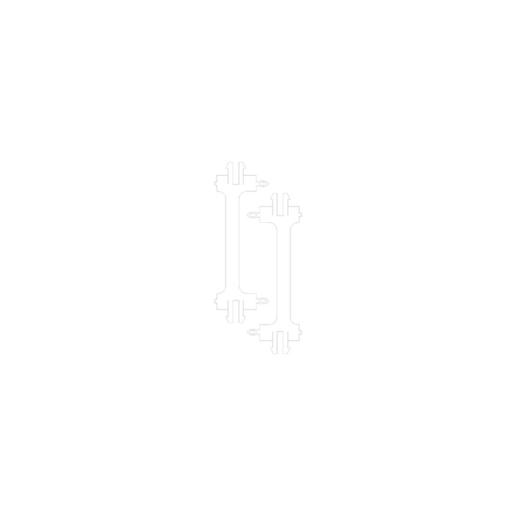 BPlus_Cirrus_Logic_Audio_Card_clips.png Télécharger fichier STL gratuit Porte-cartes audio Raspberry Pi B+ Cirrus Logic • Modèle pour imprimante 3D, Gaygwenn
