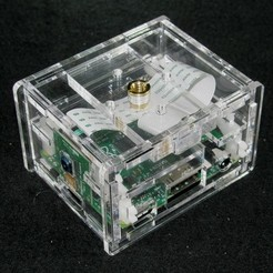 Download free 3D printing templates Raspberry Pi A+ Camera, Gaygwenn