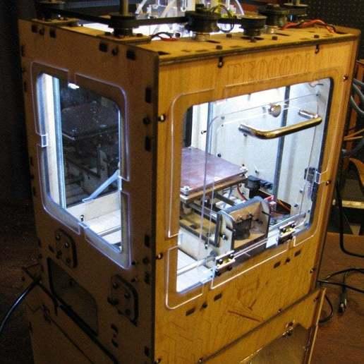 Download free 3D printing files Cupcake Oven Kit, Gaygwenn