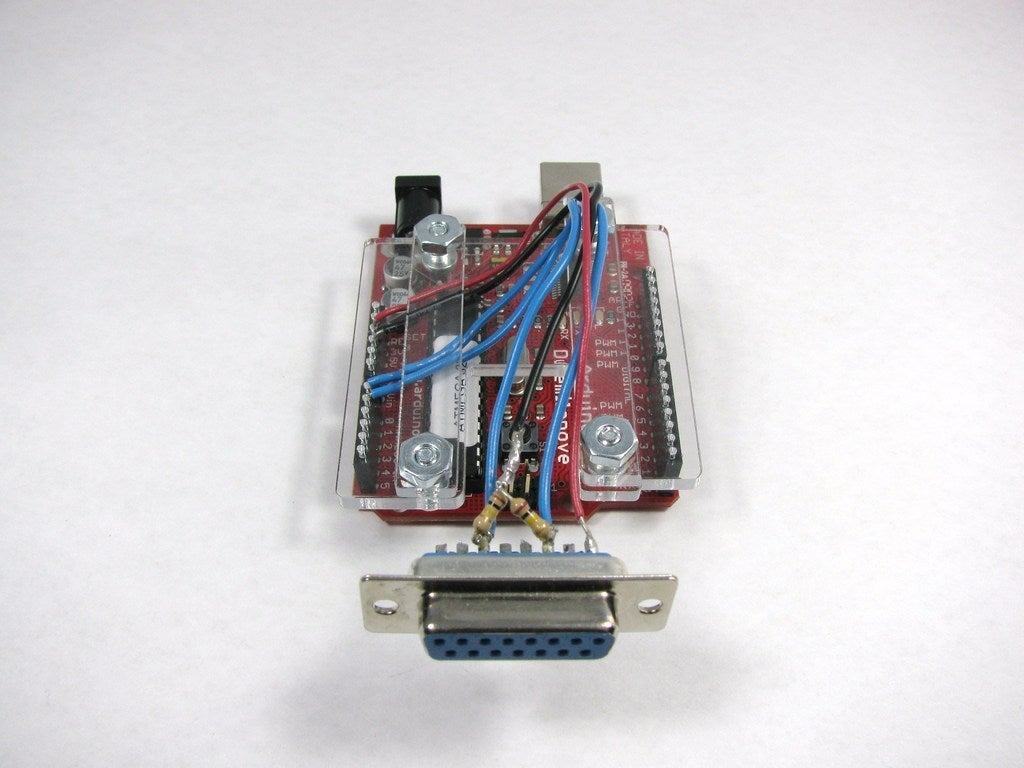 IMG_0245_display_large.jpg Download free STL file Wire Harness Shield • 3D printer object, Gaygwenn