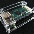Download free STL file BeagleBone Green Low Profile Case • 3D printer object, Gaygwenn