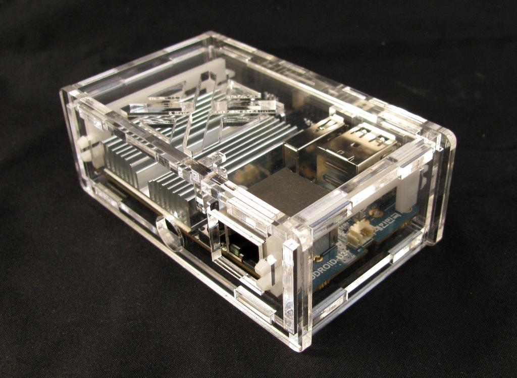 IMG_4656.JPG Télécharger fichier STL gratuit Odroid U3 étui • Design à imprimer en 3D, Gaygwenn