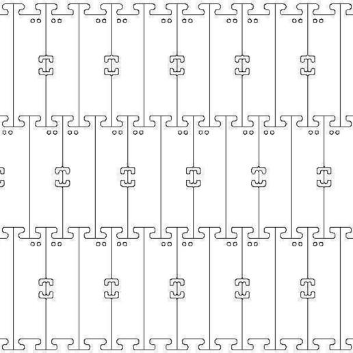 wire-spool-060-ABS-18x12-sheet_display_large.jpg Télécharger fichier STL gratuit Bobine de fil simple coupée au laser • Modèle imprimable en 3D, Gaygwenn
