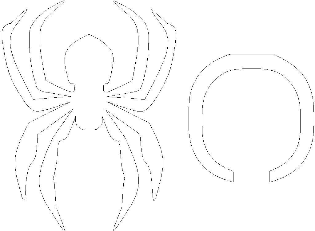 spider_ring_display_large.jpg Télécharger fichier STL gratuit Bague Araignée Plus • Plan à imprimer en 3D, Gaygwenn