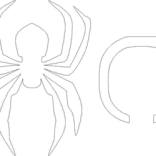 spider_ring_display_large.jpg Download free STL file Spider Plus Ring • Object to 3D print, Gaygwenn