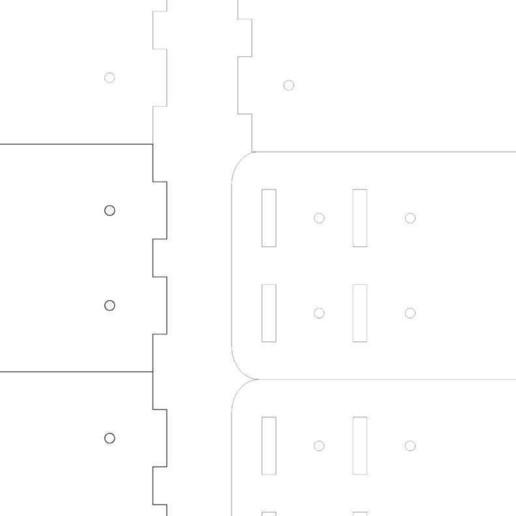 wire_rack_display_large.jpg Télécharger fichier STL gratuit Rack de fils coupés au laser • Plan à imprimer en 3D, Gaygwenn