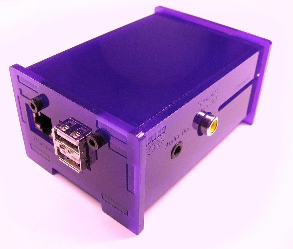 se-side-1_display_large.jpg Download free STL file Raspberry Pi Enclosure • 3D printing design, Gaygwenn