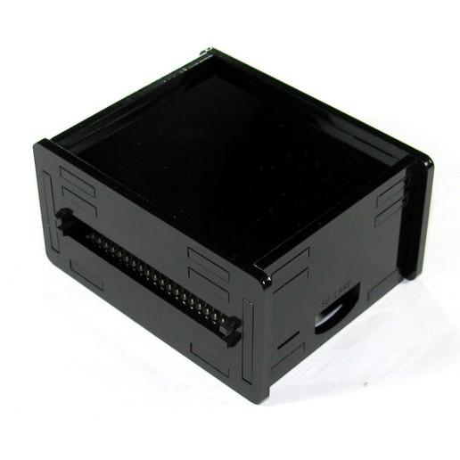 IMG_4633.JPG Télécharger fichier STL gratuit Étui noir Pi A+ Framboise Pi A • Objet pour imprimante 3D, Gaygwenn