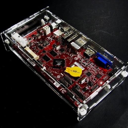 Télécharger fichier impression 3D gratuit APC Rock Case, Gaygwenn