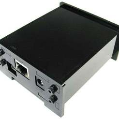 Download free 3D printing models BeagleBone Enclosure, Gaygwenn