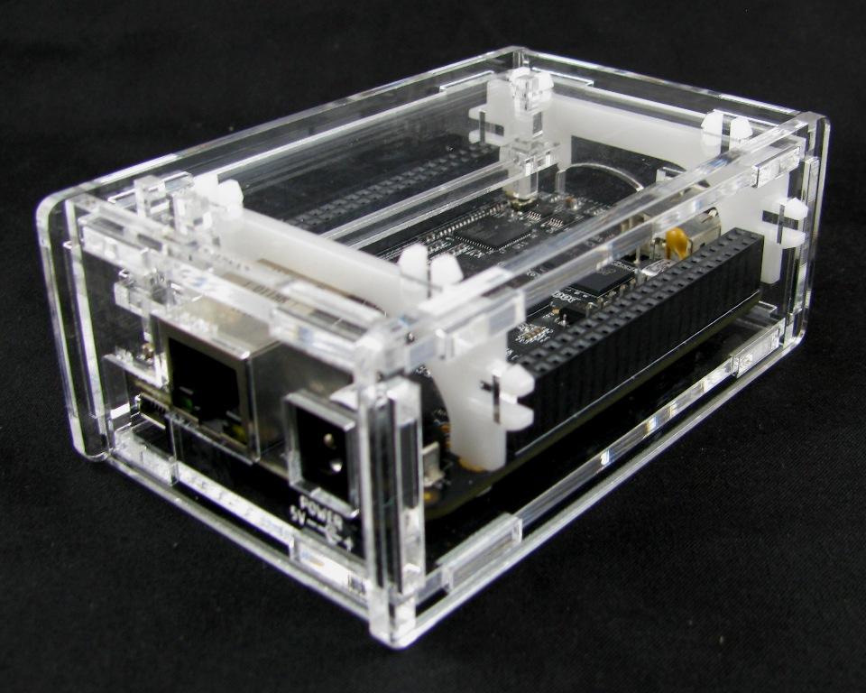 IMG_4758.JPG Download free STL file Updated BeagleBone Black Case • 3D printable design, Gaygwenn