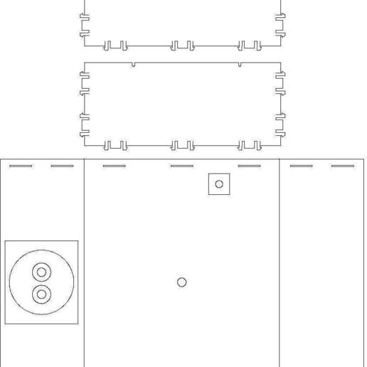 cupcake-fume-hood-060-PETG_display_large.jpg Télécharger fichier STL gratuit hotte à fumée Cupcake • Objet pour impression 3D, Gaygwenn