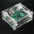 IMG_4678.JPG Download free STL file Raspberry Pi A+ Clear Case • 3D printing model, Gaygwenn