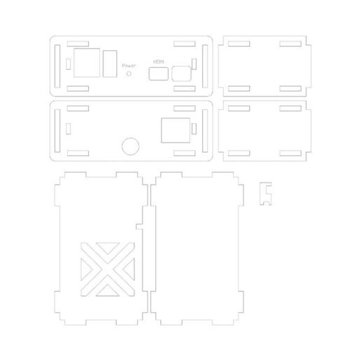 Odroid-U3_Case.png Télécharger fichier STL gratuit Odroid U3 étui • Design à imprimer en 3D, Gaygwenn