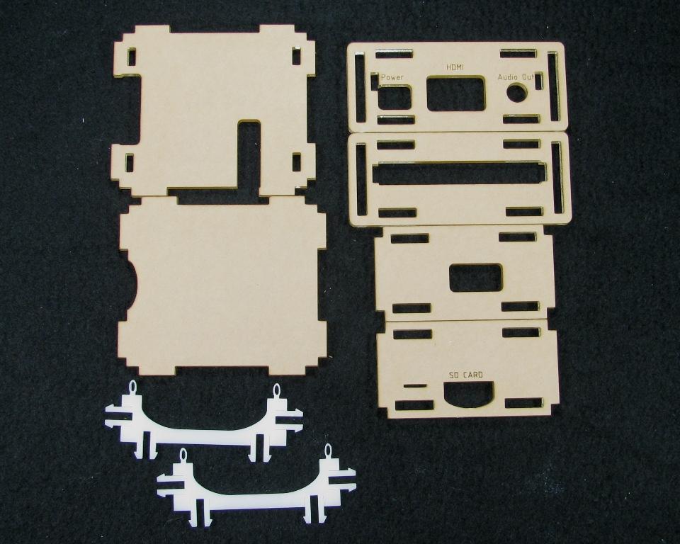 IMG_4638.JPG Download free STL file Raspberry Pi A+ Clear Case • 3D printing model, Gaygwenn