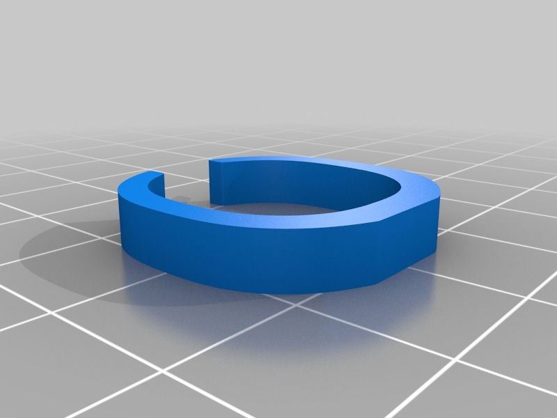 ring_display_large.jpg Download free STL file Spider Plus Ring • Object to 3D print, Gaygwenn