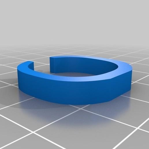 ring_display_large.jpg Télécharger fichier STL gratuit Bague Araignée Plus • Plan à imprimer en 3D, Gaygwenn