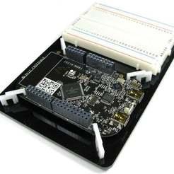 Télécharger fichier STL gratuit Traîneau Freescale FRDM-KL25Z FRDM-KL25Z • Design à imprimer en 3D, Gaygwenn