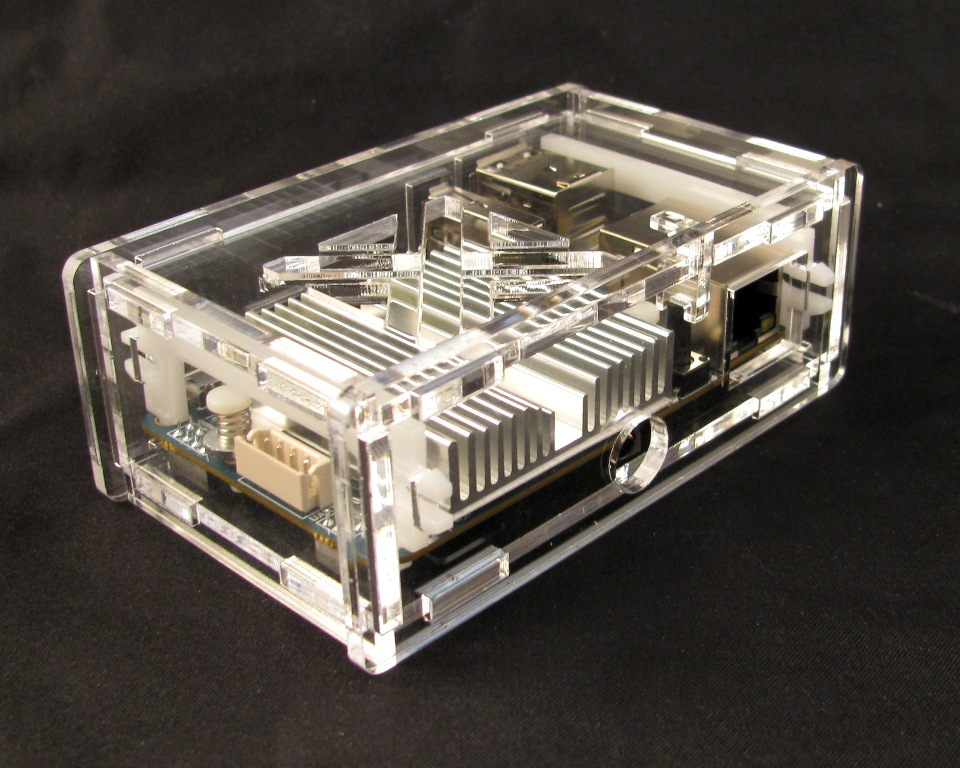 IMG_4649.JPG Télécharger fichier STL gratuit Odroid U3 étui • Design à imprimer en 3D, Gaygwenn