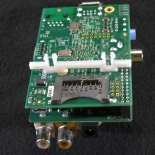 IMG_4562-300x240.jpg Download free STL file Wolfson Audio Raspberry Pi Plate Case • 3D printable model, Gaygwenn