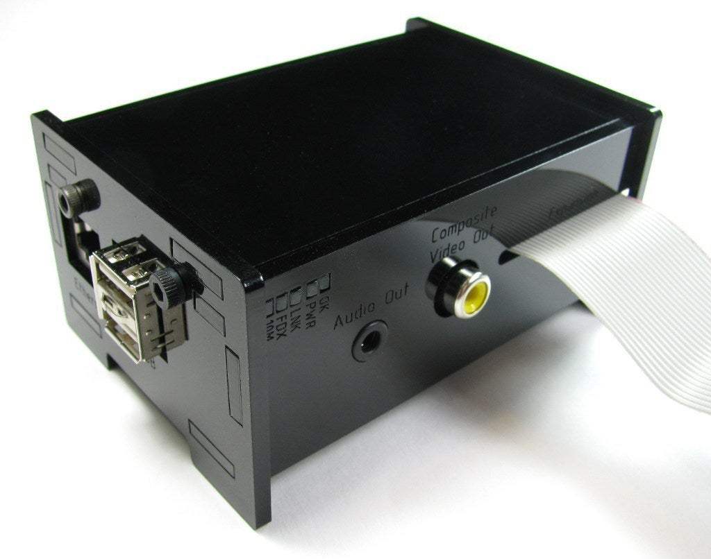 cable-out_display_large.jpg Download free STL file Raspberry Pi Enclosure • 3D printing design, Gaygwenn