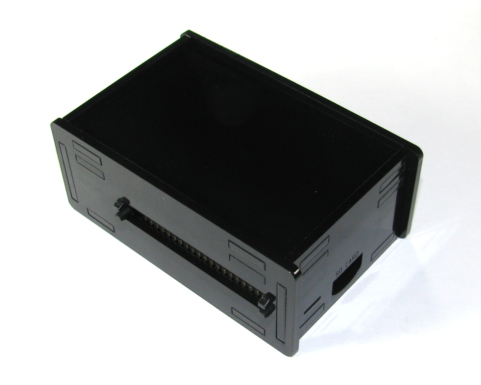 IMG_5009.JPG Download free STL file Raspberry Pi B+ Black Case • 3D printable template, Gaygwenn