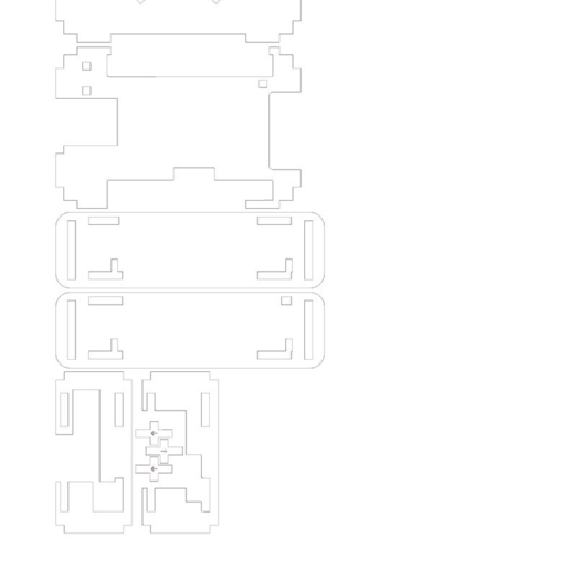BeagleBone_Green_Case_3mm_Acrylic.png Download free STL file BeagleBone Green Low Profile Case • 3D printer object, Gaygwenn