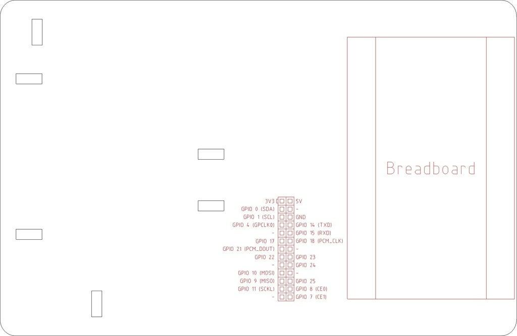raspberry-pi-sled-3mm-acrylic.jpg Télécharger fichier STL gratuit Traîneau Pi aux framboises • Modèle à imprimer en 3D, Gaygwenn