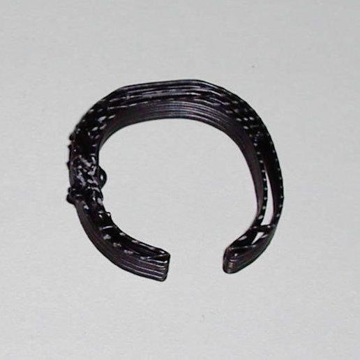 ring.jpg Télécharger fichier STL gratuit Bague Araignée Plus • Plan à imprimer en 3D, Gaygwenn