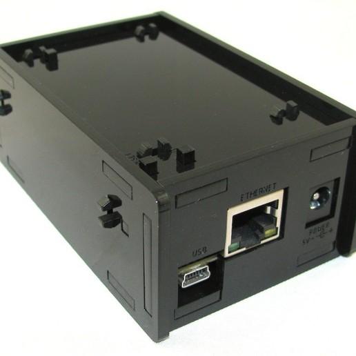 IMG_4773.JPG Download free STL file Updated BeagleBone Black Case • 3D printable design, Gaygwenn