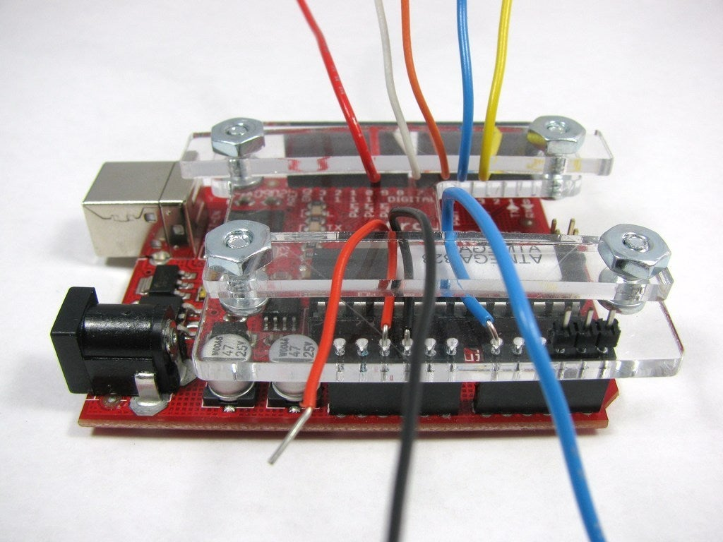 IMG_0260_display_large.jpg Download free STL file Wire Harness Shield • 3D printer object, Gaygwenn